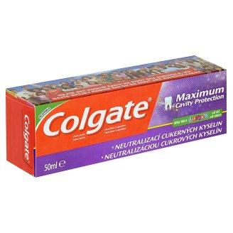Colgate Maximum Cavity Protection Mild Mint Junior zubní pasta 50ml