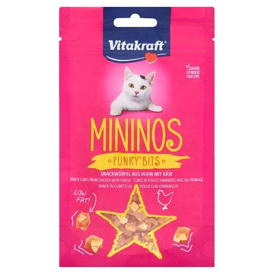 Vitakraft Mininos Punky Bits 40g