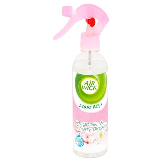 Air Wick Aqua Mist Air Freshener with The Scent of Magnolia and Flowering Cherry 345ml