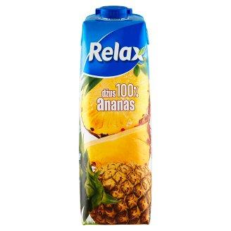 Relax Džus 100% ananas 1l