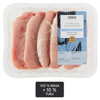 Tesco Pork Ham Sliced 0.600kg
