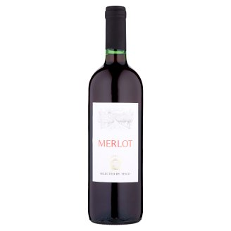 Merlot červené víno suché 750ml