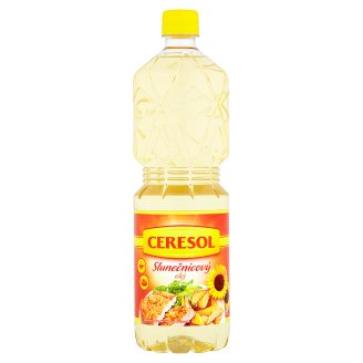 Ceresol Sunflower Oil 1L