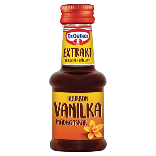 Dr. Oetker Extract Bourbon Madagascar Vanilla 35ml