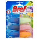 Bref Duo-Aktiv Natural Mix Liquid WC Block Refill 3 x 50ml
