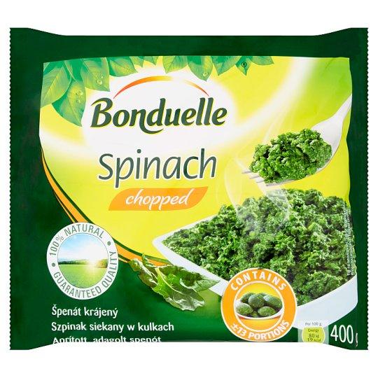 Bonduelle Spinach Chopped 400g
