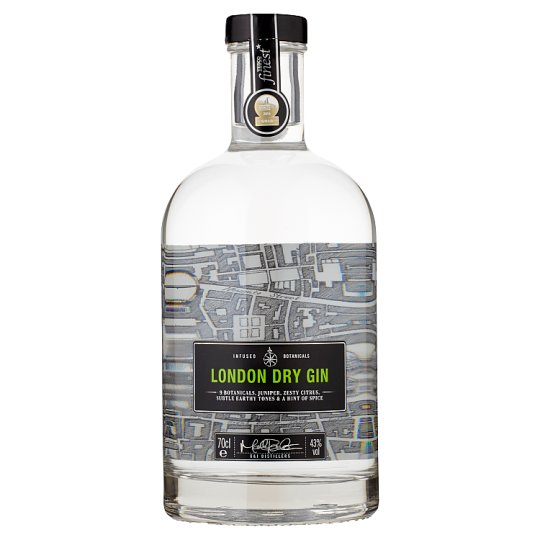 Tesco Finest London Dry Gin 0,7l