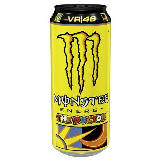 Monster Energy The Doctor sycený energetický nápoj 500ml