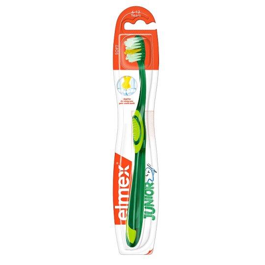 elmex Junior Soft Toothbrush 6-12 Years