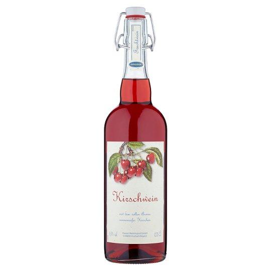 Hauser Třešňové víno 0,75l