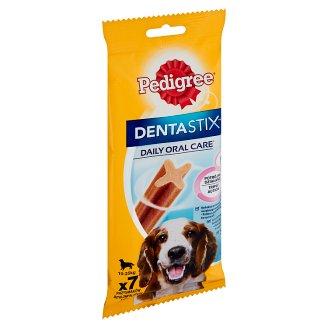 Pedigree Dentastix Denní péče o ústní dutinu 5-10kg 7 tyčinky 180g