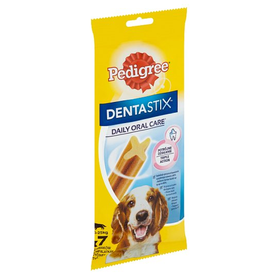 Pedigree Dentastix Daily Oral Care 10-25kg 7 pcs 180g