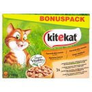 Kitekat Farmer's Menu Complete Food for Adult Cats 12 x 100g