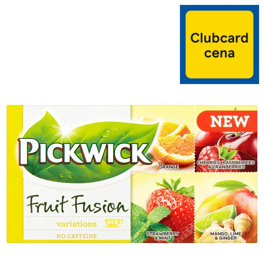 Pickwick Fruit Fusion Variations 37,5g