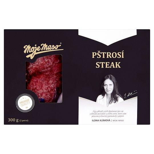 Moje Maso Pštrosí steak 300g
