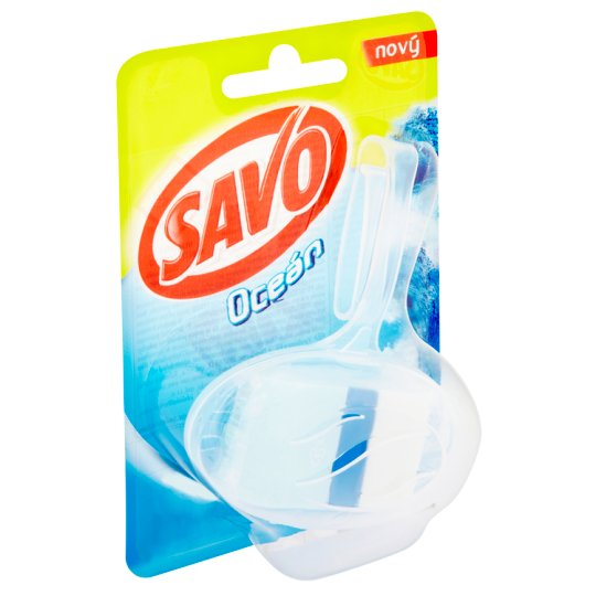 Savo Tough WC Block Ocean 35g