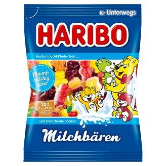 Haribo Milchbären ovocné želé 85g