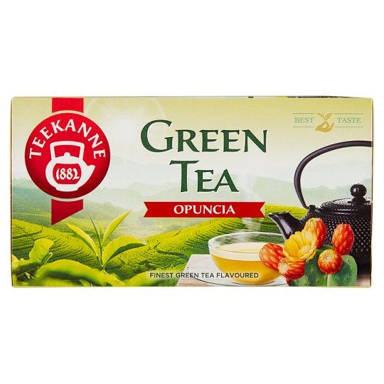 TEEKANNE Green Tea with Opuncia, 20 Bags, 35g