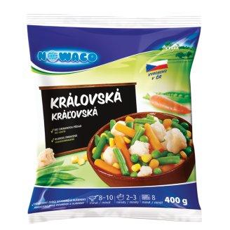 Nowaco Královská zeleninová směs 400g