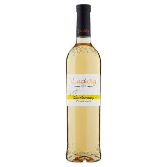 Ludwig Prime Line Chardonnay bílé víno suché 0,75l