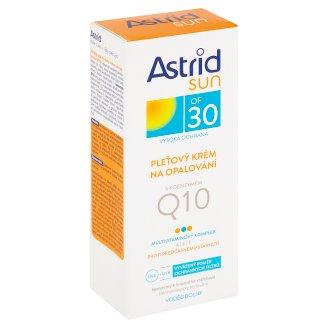 Astrid Sun Pleťový krém na opalování OF 30 50ml