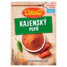 Vitana Powdered Cayenne Pepper 23g
