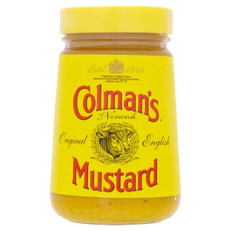 Colman's Anglická hořčice 170g