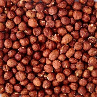 Hazelnuts Kernels Natural
