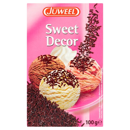 Juweel Sweet Decor Chocolate Rice 100g