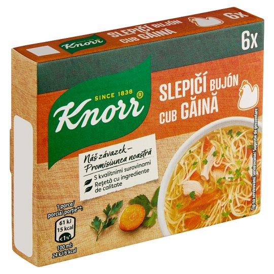 Knorr Bujón Slepičí 3l