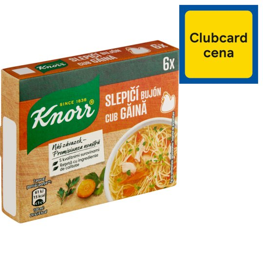 Knorr Chicken Broth 3L