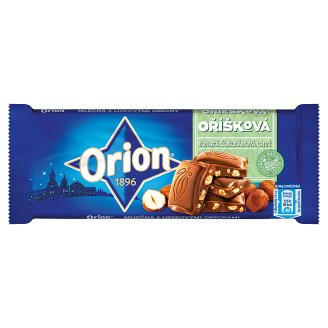 ORION Hazelnut Milk Chocolate 100g
