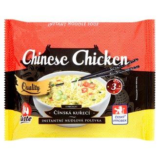 InTaste Quality Čínská kuřecí instantní nudlová polévka 65g