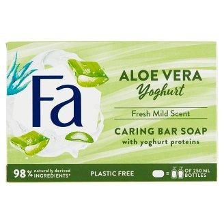 Fa krémové mýdlo Yoghurt Aloe Vera 90g