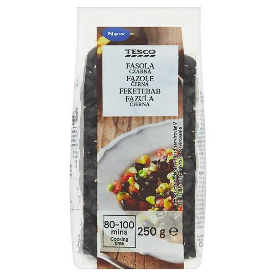 Tesco Black Beans 250g