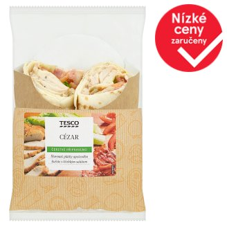 Tesco Ceasar Wrap 179g