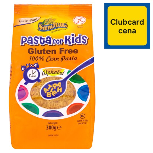 Sam Mills Pasta for Kids-Alphabet 300g