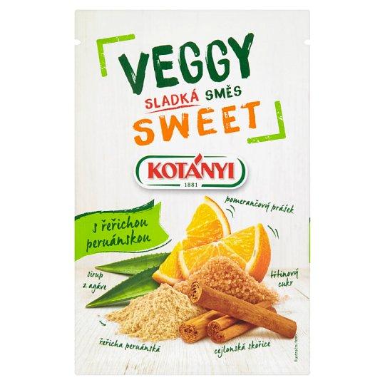 Kotányi Veggy Sweet sladká směs 25g