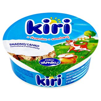 Kiri Cream Cheese 80g