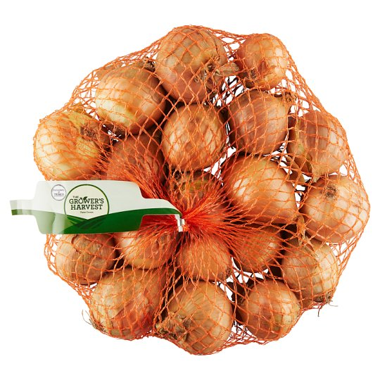 Tesco Value Onion Yellow 1kg