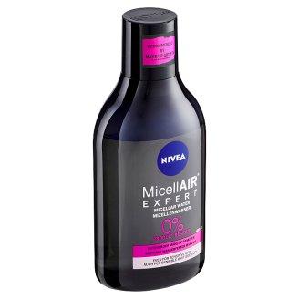 Nivea MicellAir Expert Dvoufázová expertní micelární voda 400ml