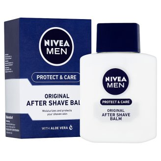 image 2 of Nivea Men Protect & Care After Shave Balm 100ml
