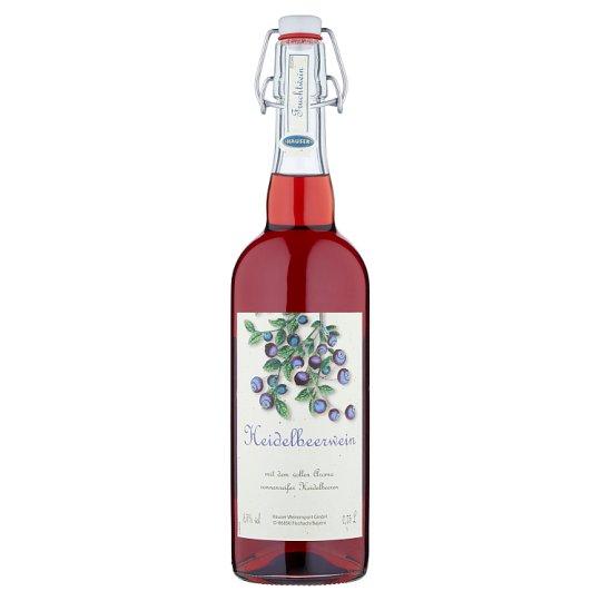 Hauser Borůvkové víno 0,75l