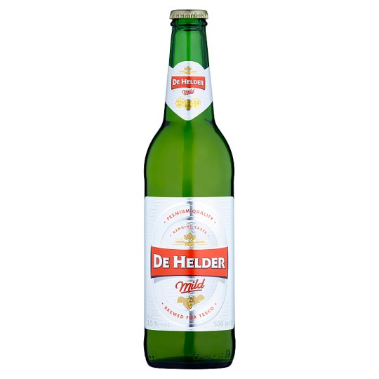 De Helder Mild Light Beer 500ml