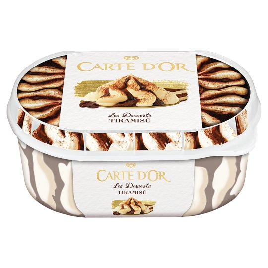 Carte d'Or Tiramisu zmrzlina 900ml