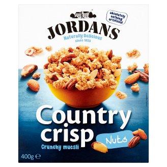 Jordans Country Crisp Crunchy Muesli Nuts 400g