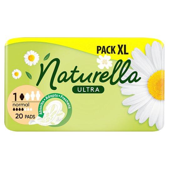 Naturella Ultra Camomile Normal Hygienické Vložky 20x