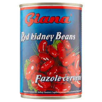 Giana Red Kidney Beans in Brine 400g
