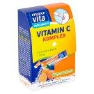 MaxiVita Vaše Zdraví Vitamin C Complex + Acerola and Hip + Zinc with Orange Flavor 16 Bags 32g