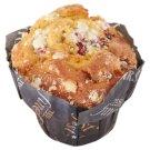 Tesco Finest Muffin jahoda, rebarbora a zázvor 145g